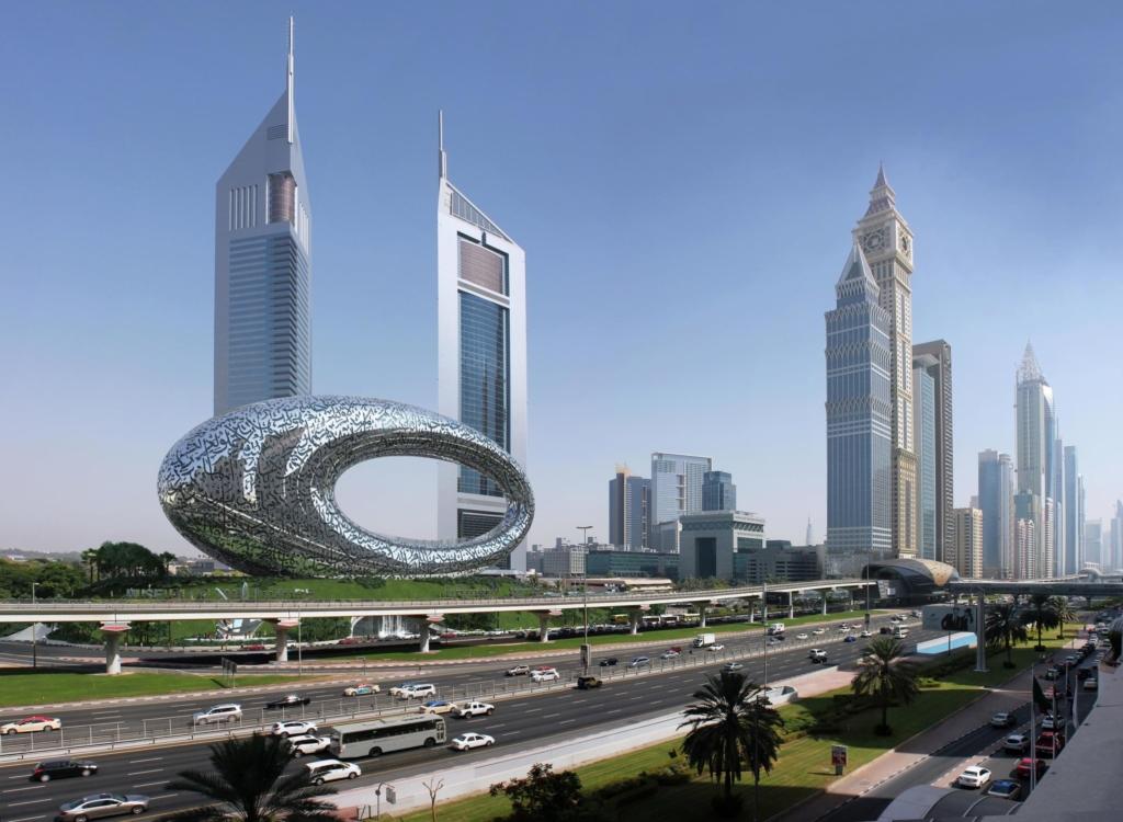 Dubai nuova